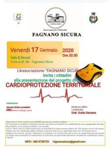 Progetto Cardioprotezione territoriale