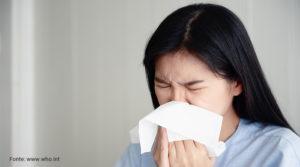 Polmonite da nuovo Coronavirus in Cina