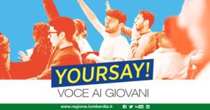 Yoursay! Sondaggio per i giovani