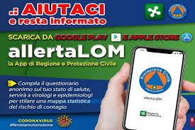AllertaLOM: l'app dell'emergenza Covid-19