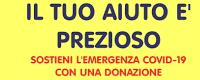 Conto corrente aperto per donazioni