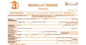 Modelli 730 e Redditi PF – Abolizione della distribuzione cartacea