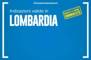 Nuova ordinanza regionale, disposizioni valide in Lombardia dal 15 al 31 luglio