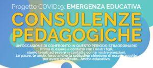 Consulenze pedagogiche per i genitori, il progetto