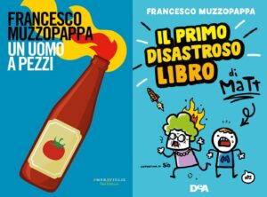 Presentazione libri di Francesco Muzzopappa