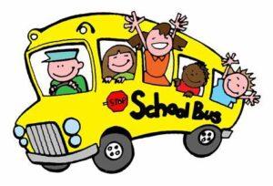 Nuovo percorso scuolabus a.s. 2020/2021