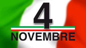 Celebrazione cerimonia del 4 novembre