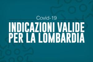 Nuova ordinanza, Lombardia zona arancione dal 29 novembre – FAQ