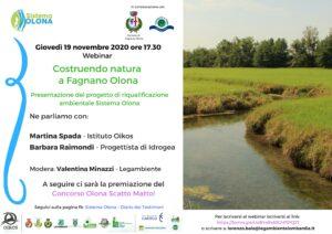 Sistema Olona-Costruendo natura a Fagnano Olona