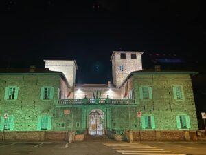 Giornata dei diritti dell'infanzia, Castello illuminato di verde e una storia speciale VIDEO