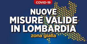 Lombardia zona gialla, le misure e le domande frequenti – FAQ Governo