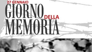 Giorno della Memoria – Allestimento dal 23 gennaio e video