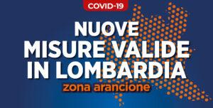 Lombardia zona arancione fino al 15 gennaio