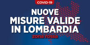 Lombardia zona rossa fino al 31 gennaio, nuovo DPCM e ordinanza