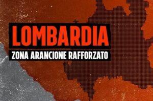 Lombardia in fascia arancione rafforzato: scuole chiuse dal 5 al 14 marzo