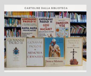Cartoline dalla biblioteca – Anniversario della nascita di papa Giovanni Paolo II