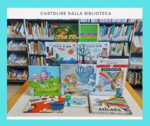 Cartoline dalla biblioteca – Giornata della terra