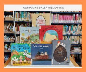 Cartoline dalla Biblioteca – Pasqua