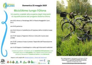 Domenica 23 Maggio – BicicliAmo lungo l'Olona