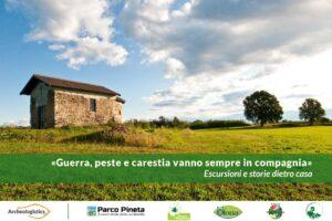 Escursioni e incontri al Parco Pineta e PLIS Insubria Olona