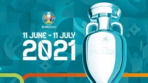 Europei di calcio 2021 – proiezione su maxi-schermo