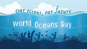 Cartoline dalla biblioteca –  8 Giugno Giornata mondiale degli oceani