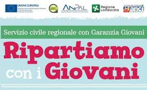 Servizio Civile Regionale con Garanzia Giovani – candidature aperte