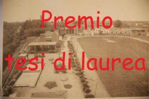Avviso pubblico premio tesi di laurea magistrale sulla colonia elioterapica di Fagnano Olona