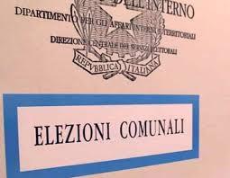 Elezioni comunali domenica 3 e lunedì 4 ottobre 2021
