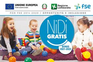 Misura Nidi Gratis – Bonus 2021/2022 Adesione Famiglie